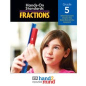 Hands-On Standards®, Fractions National Teacher's Resource Guide, Grade 5