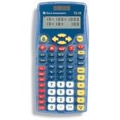 TI-15 Explorer Calculator Classroom Kit, Set of 30