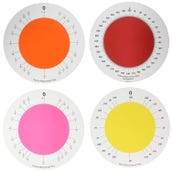Rainbow Fraction® Circles Magnetic Demonstration