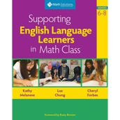 Supporting English Language Learners in Math Class Book, Grades 3-5
