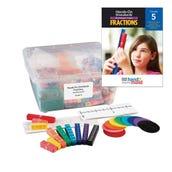 Hands-On Standards®, Fractions CCSS Classroom Kit, Grade 5