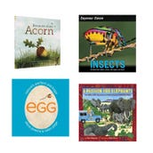 Science NSTA Outstanding Book Collection (7 Books), Grades K-1