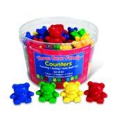 Three Bear Family Counters (80 Pcs)