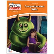 VersaTiles® Literacy Book: Literature: Comprehension Skills