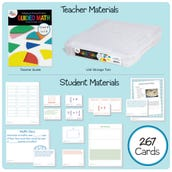 Guided Math Kit, Grade 5 - Unit 5: Multiplying & Dividing Fractions