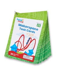 Makerspace Task Cards, Grades 3-5