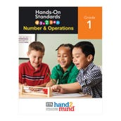 Hands-On Standards®, Number & Operations, Grade 1, Teacher Resource Guide