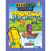 Reading Rods® Phonics, Student Activity Books, Set C, Set of 6