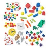 Guided Math Single Student Manipulative Kit, Grade K