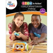 STEM in Action®: Coding & Mineral Collection Challenge,  Spanish Add-On Bundle
