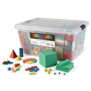Guided Math, Grade 2 Small Group Manipulative Kit