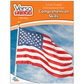 VersaTiles® Literacy Book: Social Studies Informational Text: Comprehension Skills, Grade 1