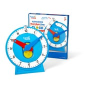 Magnetic Demonstration Advanced NumberLine Clock™
