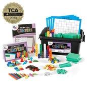 Daily Math Fluency Centers Kit Grade 4