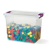 Foam Color Tiles Classroom Kit, Set of 2,000