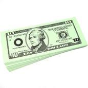 $10 Bills, Set of 100