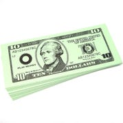 $10 Bills, Set of 100