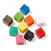 Centimeter Cubes, Set of 100