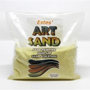 Sand, Colored, Yellow, 2 lb