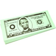 $5 Bills, Set of 100