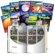 Earth Science Book Set, Grades K-1, Set of 10