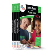 Math Tasks Library Books, Grades K-2