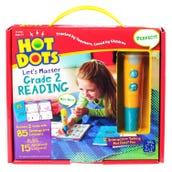 Hot Dots® Jr. Let's Master  Grade 2 Reading