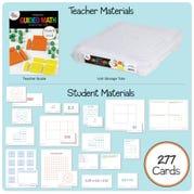 Guided Math Kit, Grade 5 - Unit 2: Multiplication