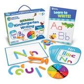Skill Builder's Kindergarten Writing Kit
