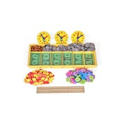 hand2mind Grade 2 Supplemental Kit for Basic Kit for use with Great Minds' Eureka Math Curriculum