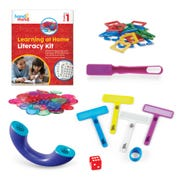 Learning at Home Literacy Kit, Grade 1
