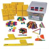 Hands-On Standards Math Classroom Kit Grade 8