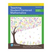 Teaching Student-Centered Mathematics, Grades 3-5 (3rd Edition)