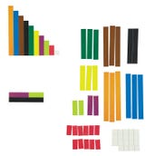 Cuisenaire® Rods Magnetic Demonstration Set