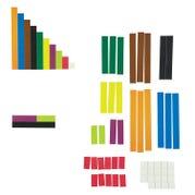 Cuisenaire® Rods Magnetic Demonstration Set