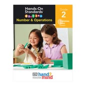 Hands-On Standards® Number & Operations, Common Core Edition, Grade 2, Teacher Resource Guide