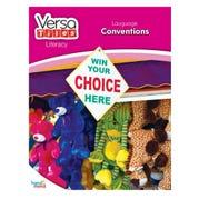 VersaTiles® Kindergarten Literacy Book, Language, Conventions