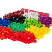 Interlocking Unit Cubes Set