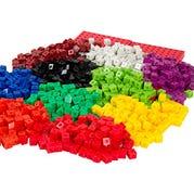 Interlocking Unit Cubes Set