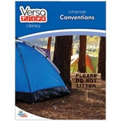 VersaTiles®Literacy Book: Language: Conventions, Grade 5