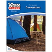 VersaTiles®Literacy Book: Language: Conventions, Grade 5