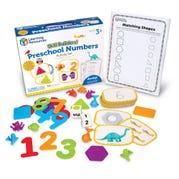 Skill Builders! Preschool Numbers