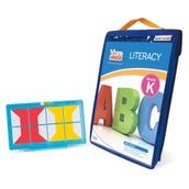 VersaTiles® Take Along Practice Packs, Grade K Literacy