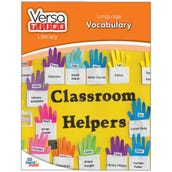 VersaTiles® Literacy Book: Language: Vocabulary, Grade 1
