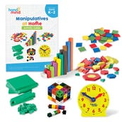 Take Home Manipulative Kit, Grades K-2
