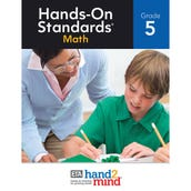 Hands-On Standards® Math, Grade 5 eBook