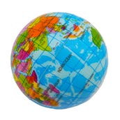 Foam Globe, Set of 12