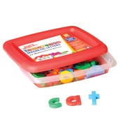 Multicolored  Alphamagnets® Lowercase  (Set Of 42)