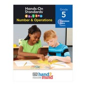 Hands-On Standards® Number & Operations, Common Core Edition Grade 5 eBook