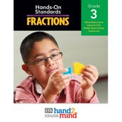Hands-On Standards®, Fractions National Teacher's Resource Guide, Grade 3